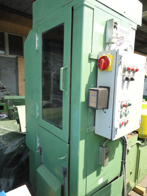 Metal Box  spindle oven