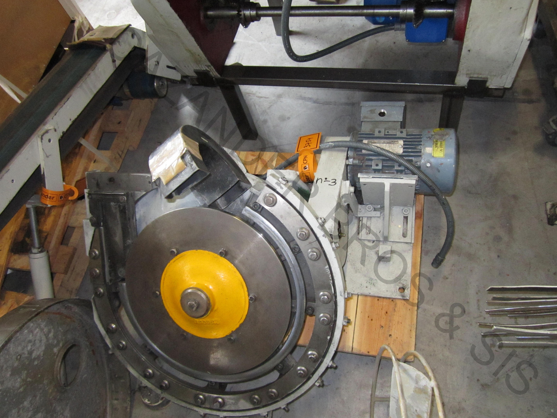 FMI / Alonarti Ø 52 mm endmaking line