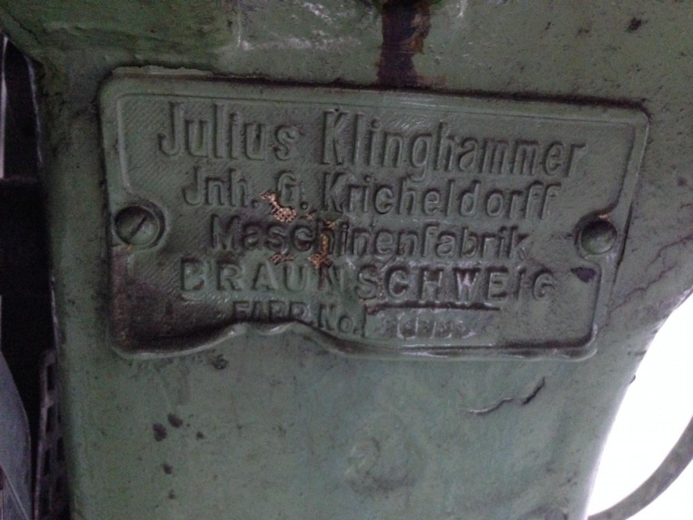 Klinghammer  bordonadora