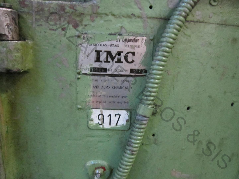 machine plate IMC