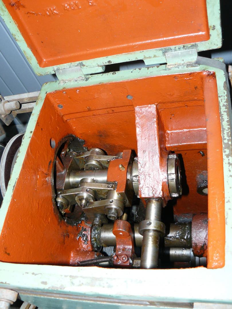 Klinghammer 481 pestañadora