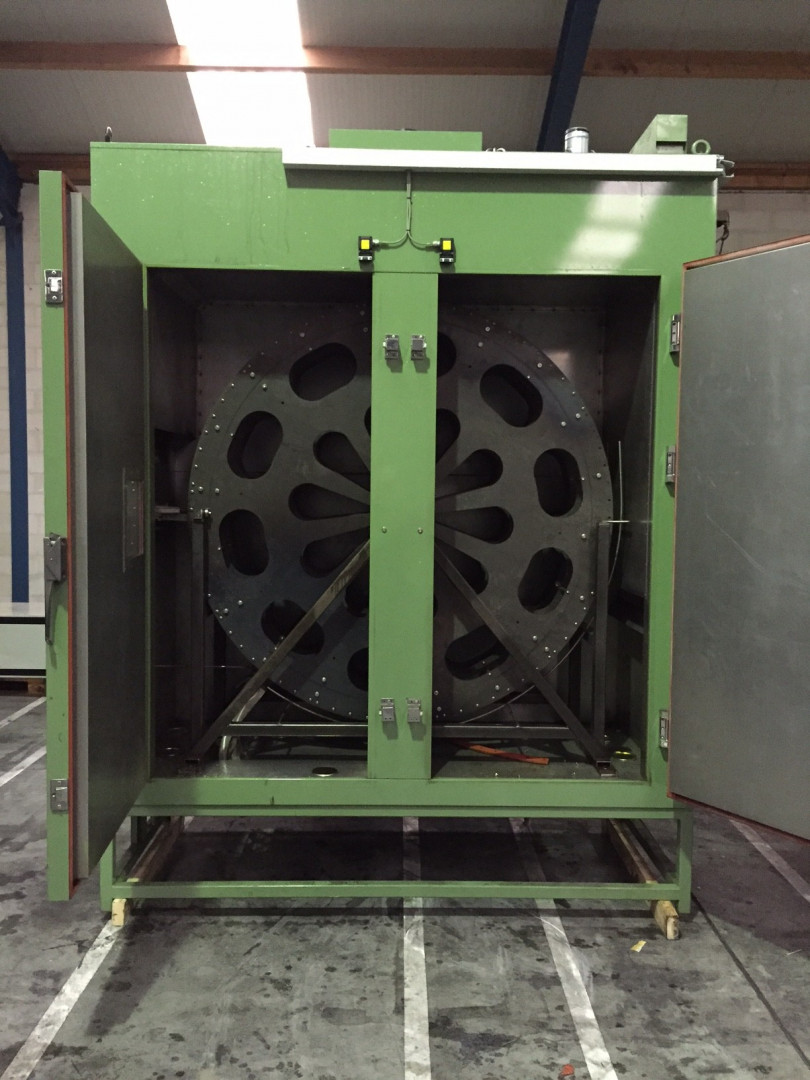 Fornax Rotinax 1800-2 pocket oven