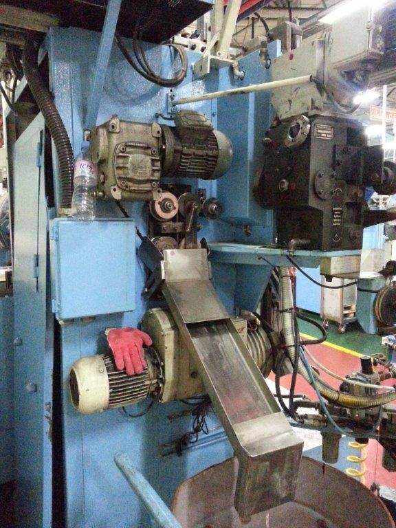 Soudronic VEAW-K 25 / 120 bodymaker welder