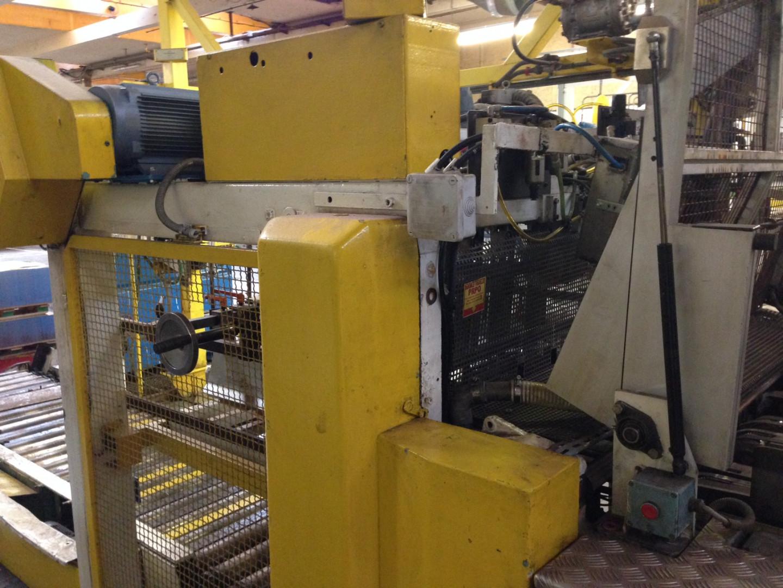 Carnaud 1580 A-B sheet feeder