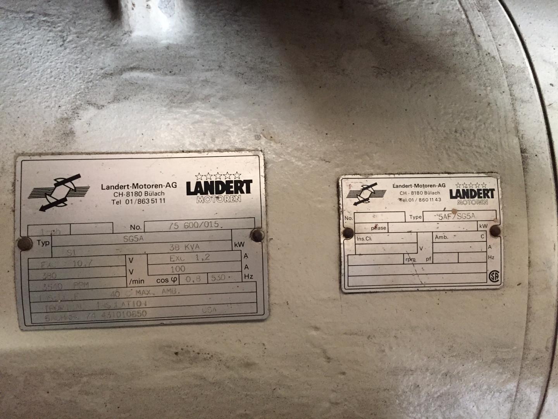 Landert SG5a / S1 convertidor