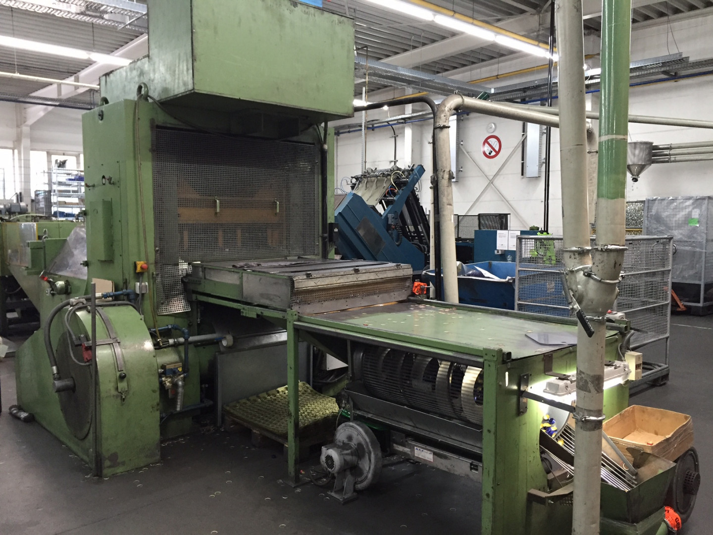 Naroska PSTAR-U1 sheetfeed press