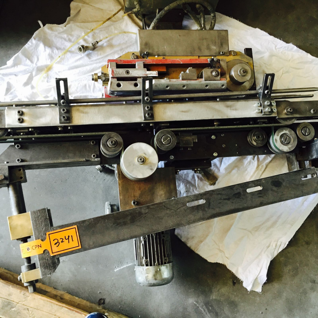 Frei O:C-T unidad de barnizado