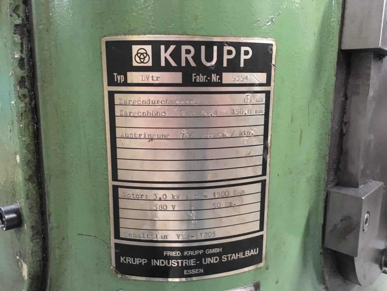 Krupp DVtr séparateur