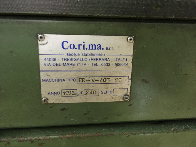 Corima PR-V-40T testeuse