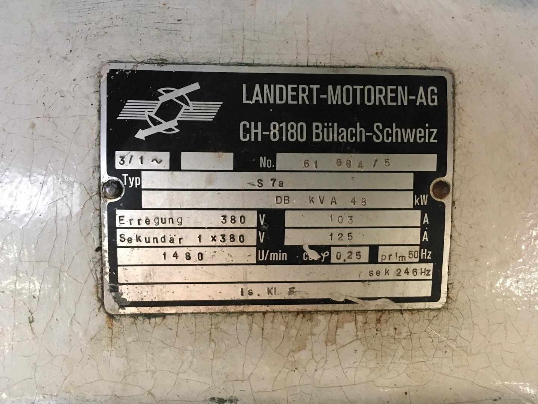 Landert S7a converter