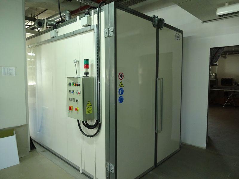 ROMER SLS 450 dry-oven