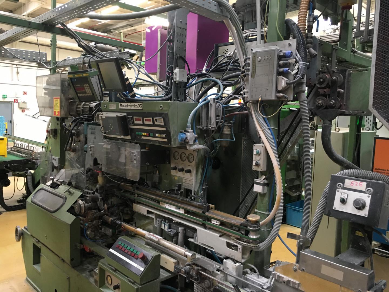 Soudronic FBB 400-420 bodymaker welder