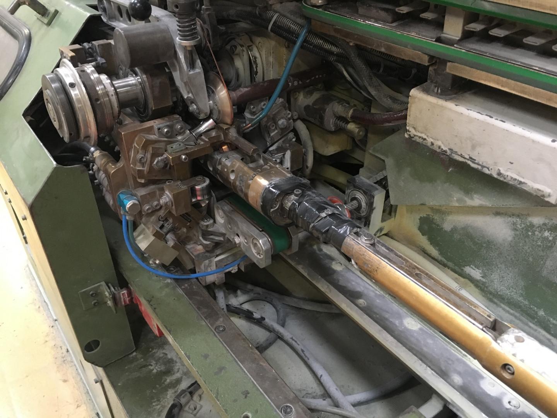 Soudronic FBB 400-420 étireur soudeur