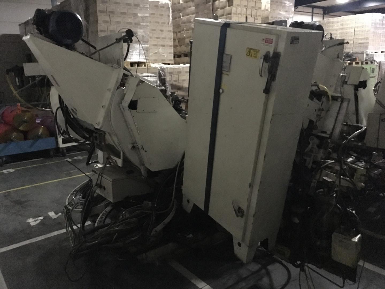 Metal Box 314 stripfeed press - disc curler