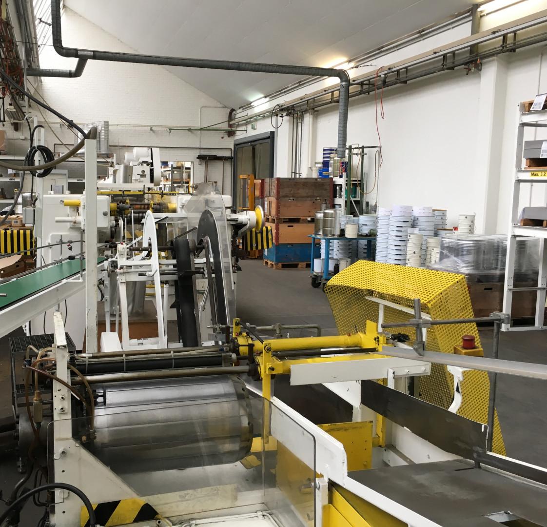 In-line on factory floor