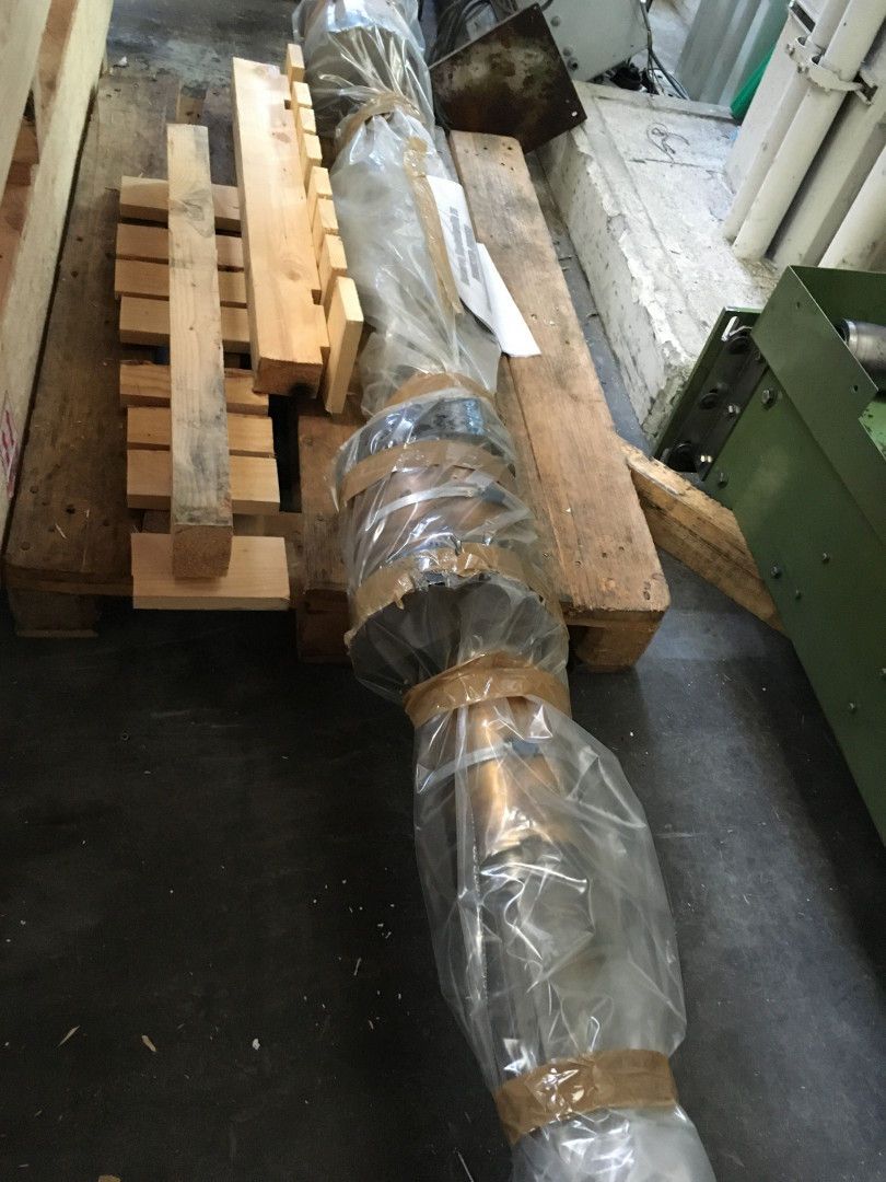 spare new crank shaft