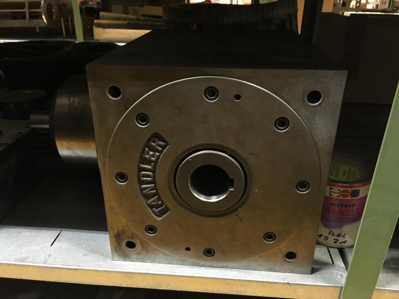 spare angle gear box