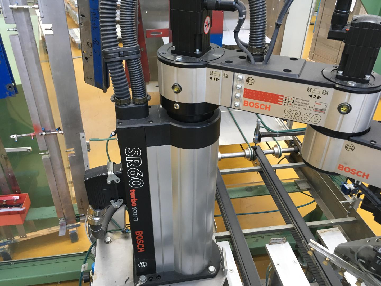 Bosch SR60 robot