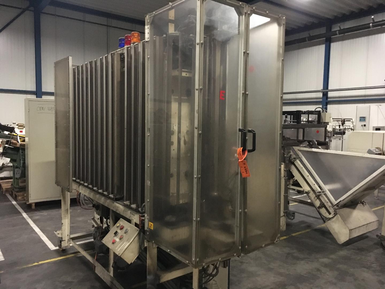 Fleetwood Rotofeeder lid feeding system