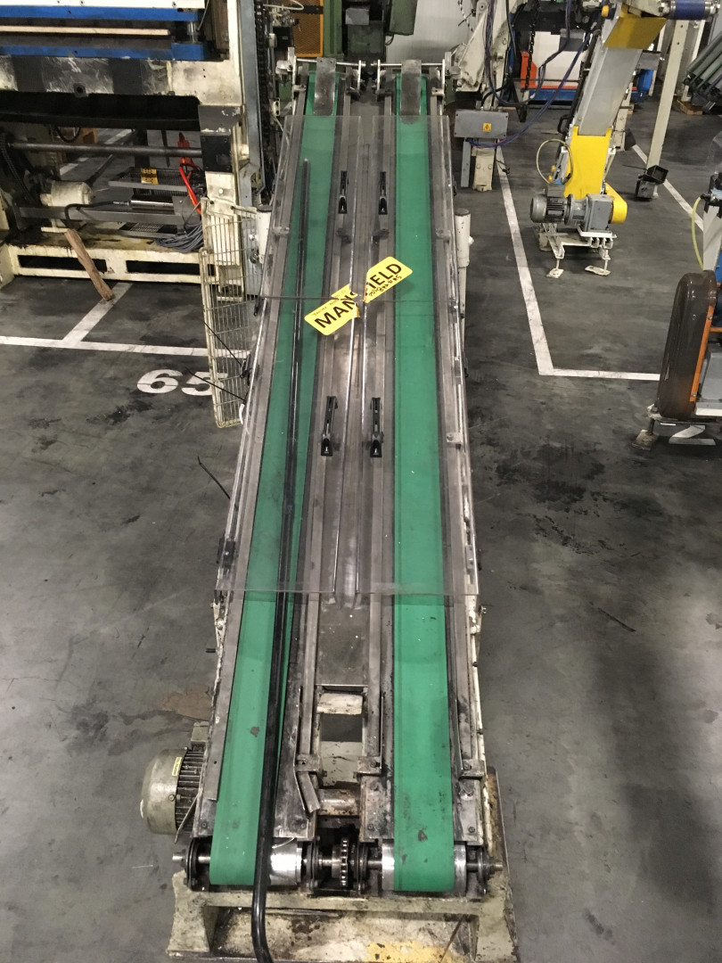 Fleetwood conveyor curler-liner