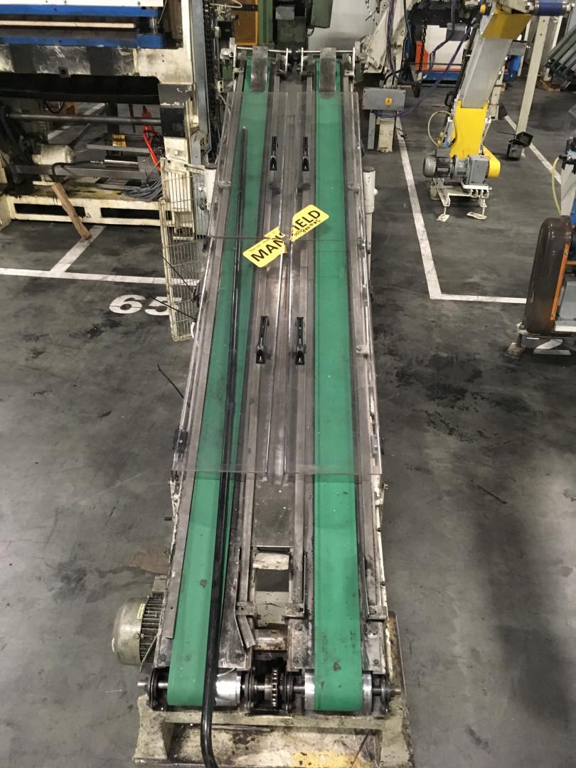 Fleetwood conveyor curler-liner