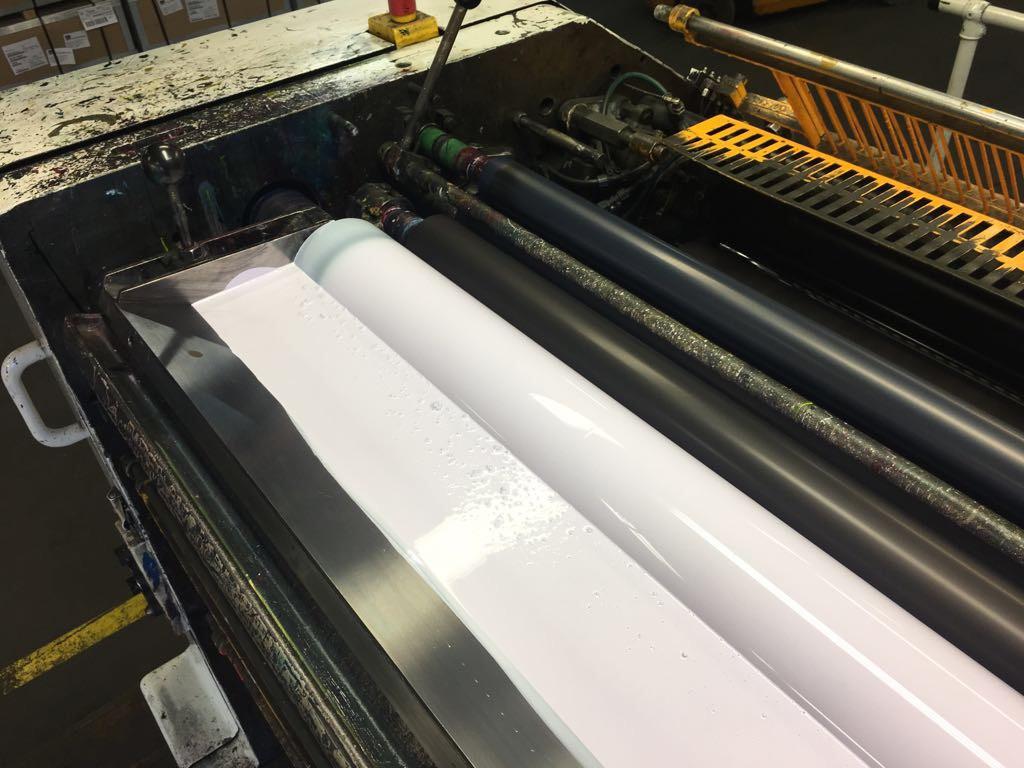 printer ink rollers
