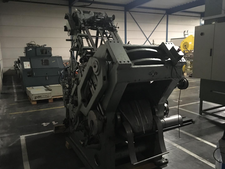 SACMI PTC 105 sheetfeed press