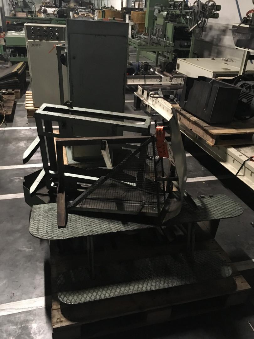 Sacmi press platforms