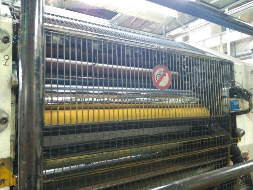 printing press P450