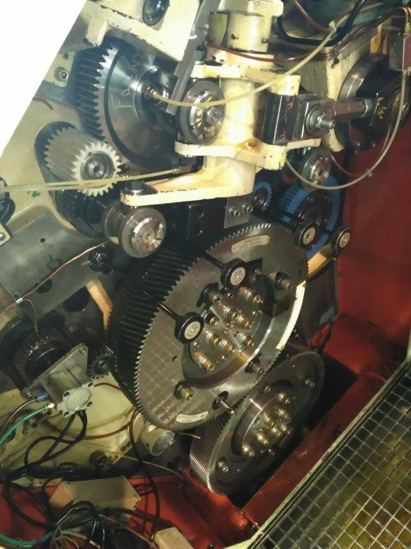 printing press gears
