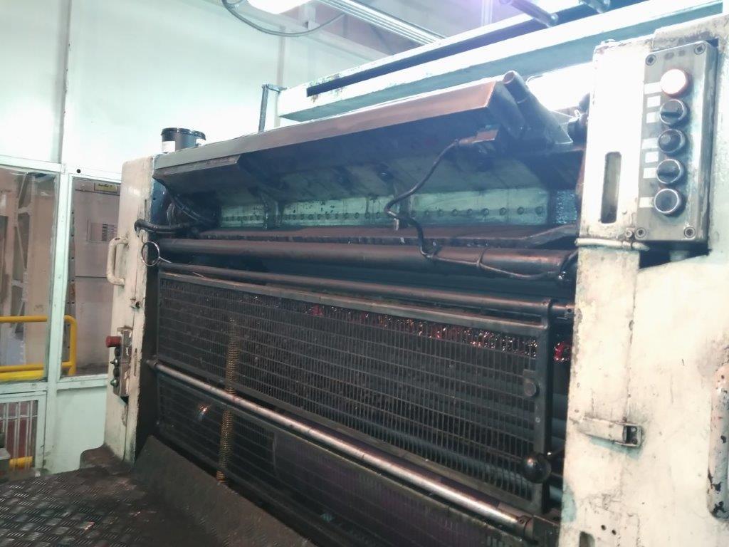 printing press M121