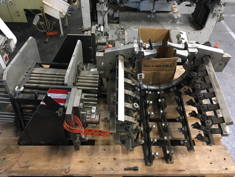 Smag ZSMa 99/350/530 bodymaker welder