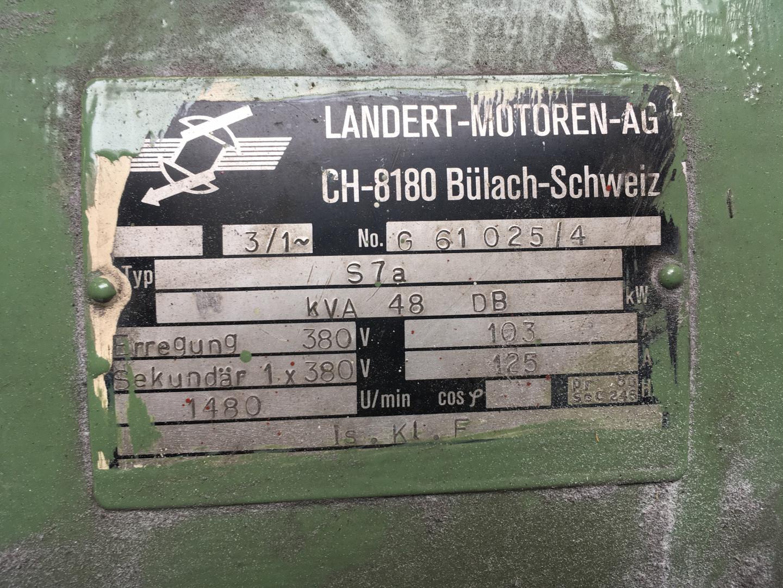 Landert S7a convertidor
