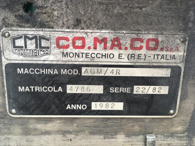 COMACO AGM4 R seamer