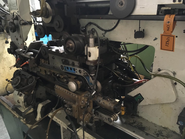 Soudronic FBB 5501 R bodymaker welder