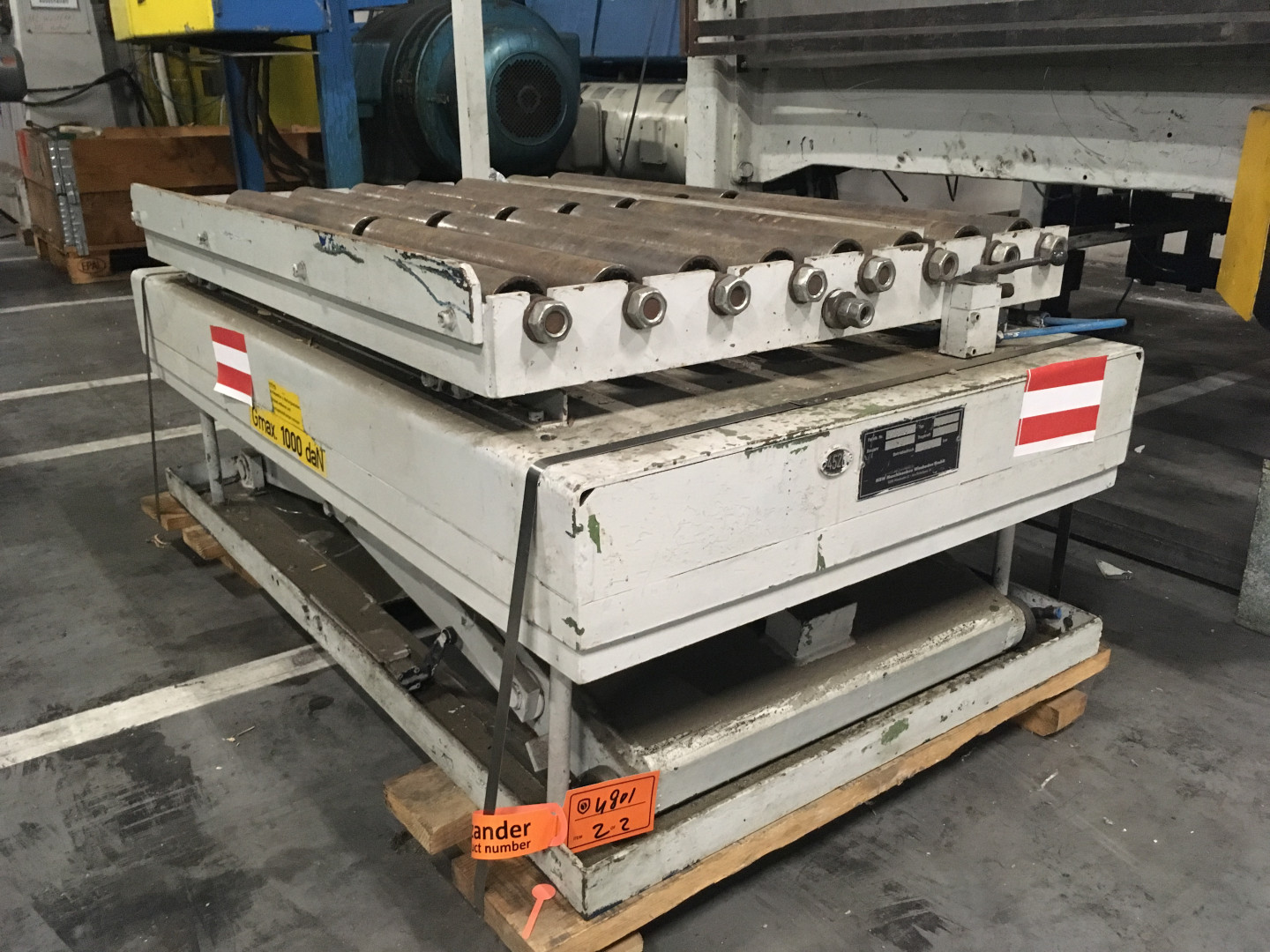 Schuler SSf 1/1000 single slitter