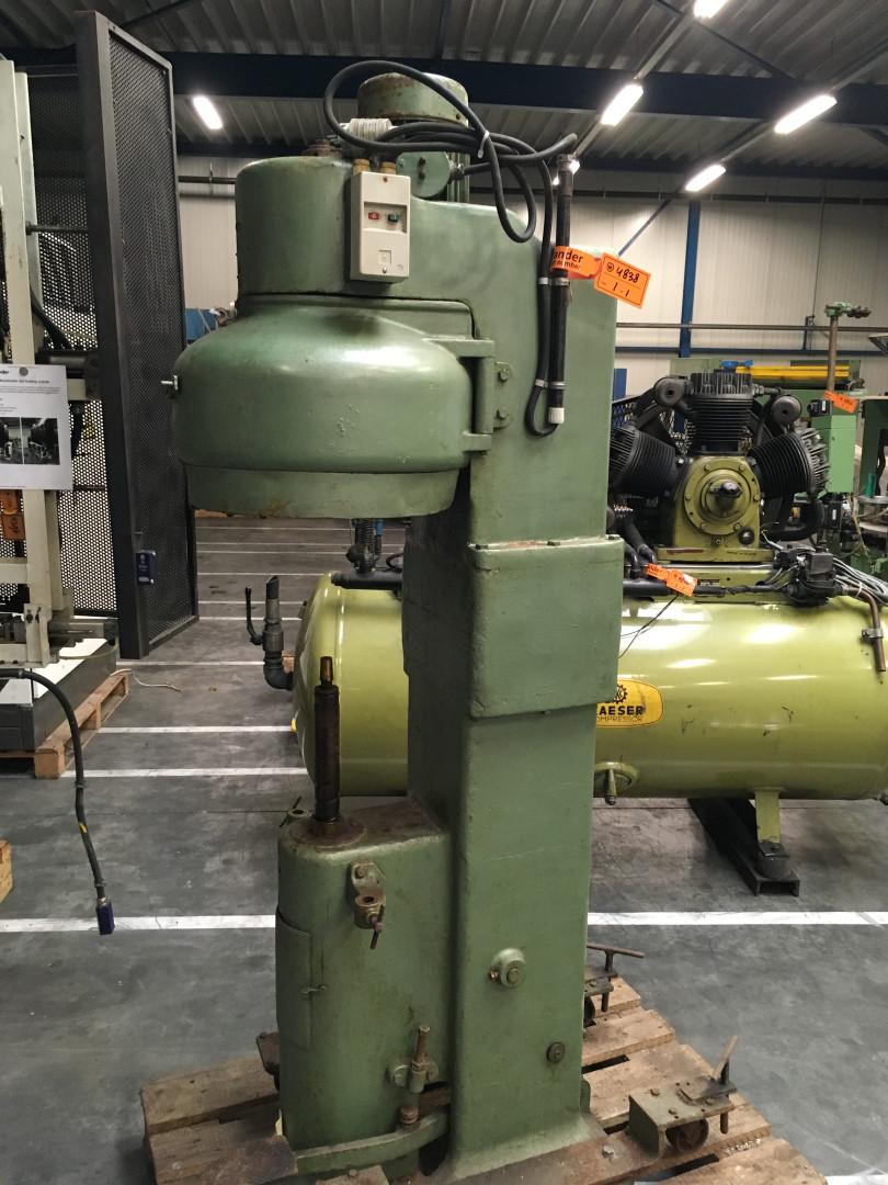 Lanico Rapid sertisseuse semi-automatique
