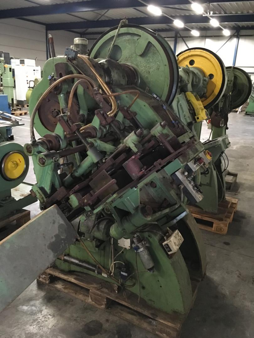 Naroska MPC/0A stripfeed press
