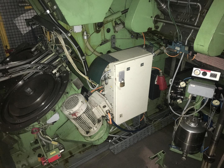 Cevolani PDV 94 stripfeed press - disc curler