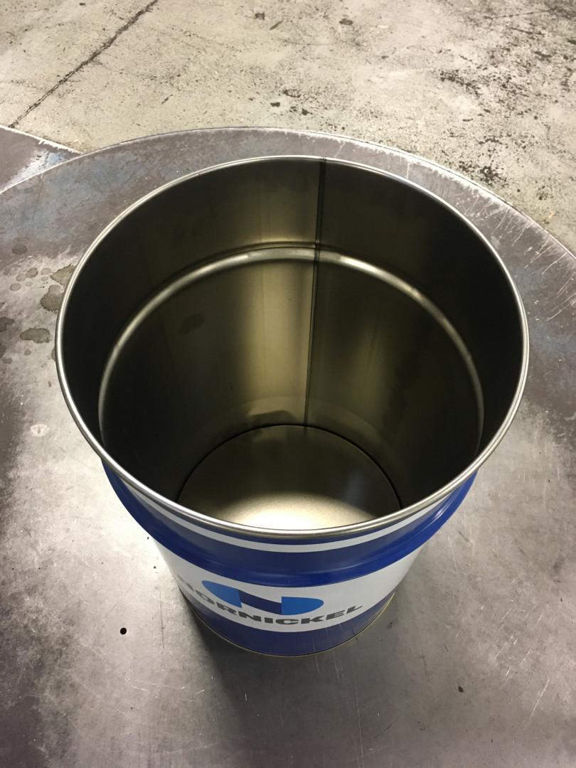 57 liter sample