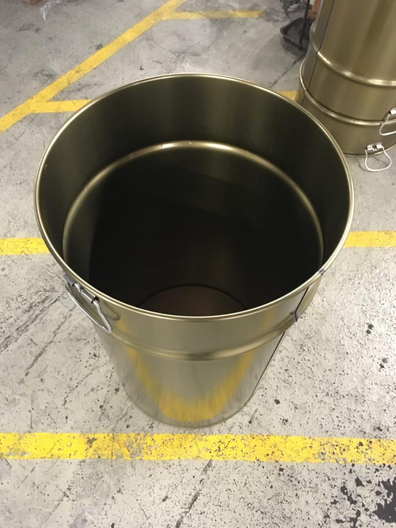 68 liter sample