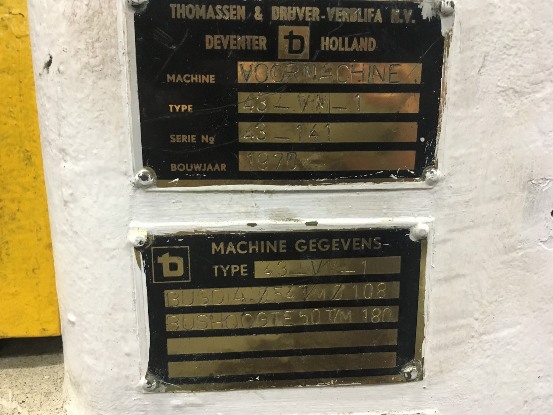 machine identification