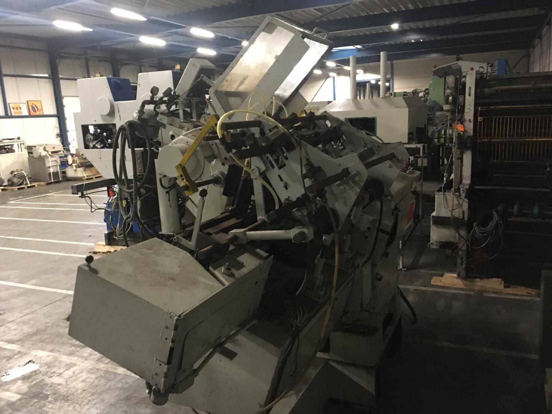 Karges Hammer ASts 230 stripfeed press