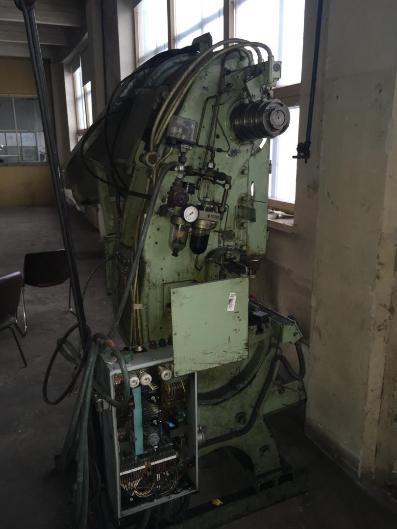 GWS EKP forming press