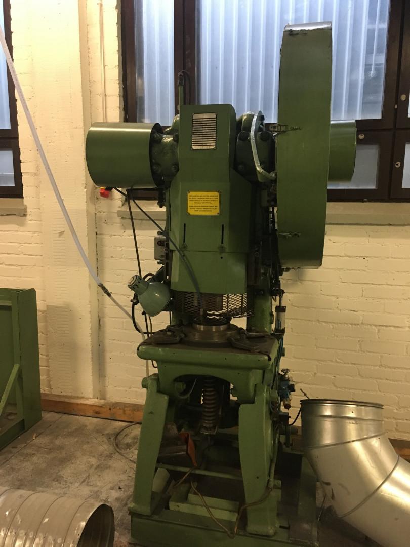 Thymler  forming press
