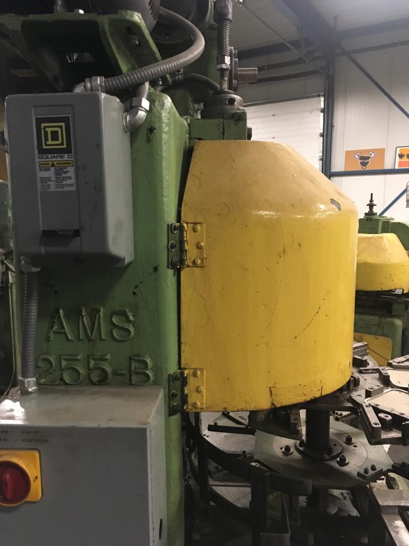 AMS 255 double seamer 1