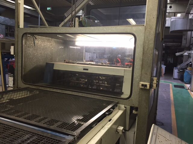 Crabtree 1290 / 1 offset printing - sheet feeder