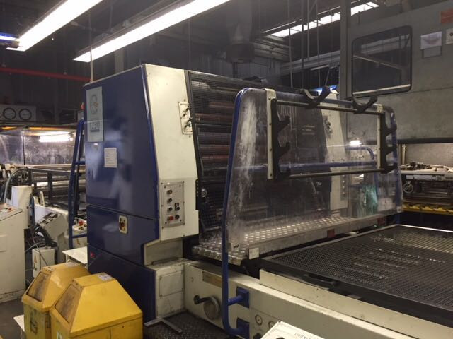 Crabtree 1290 offset printing - sheet feeder