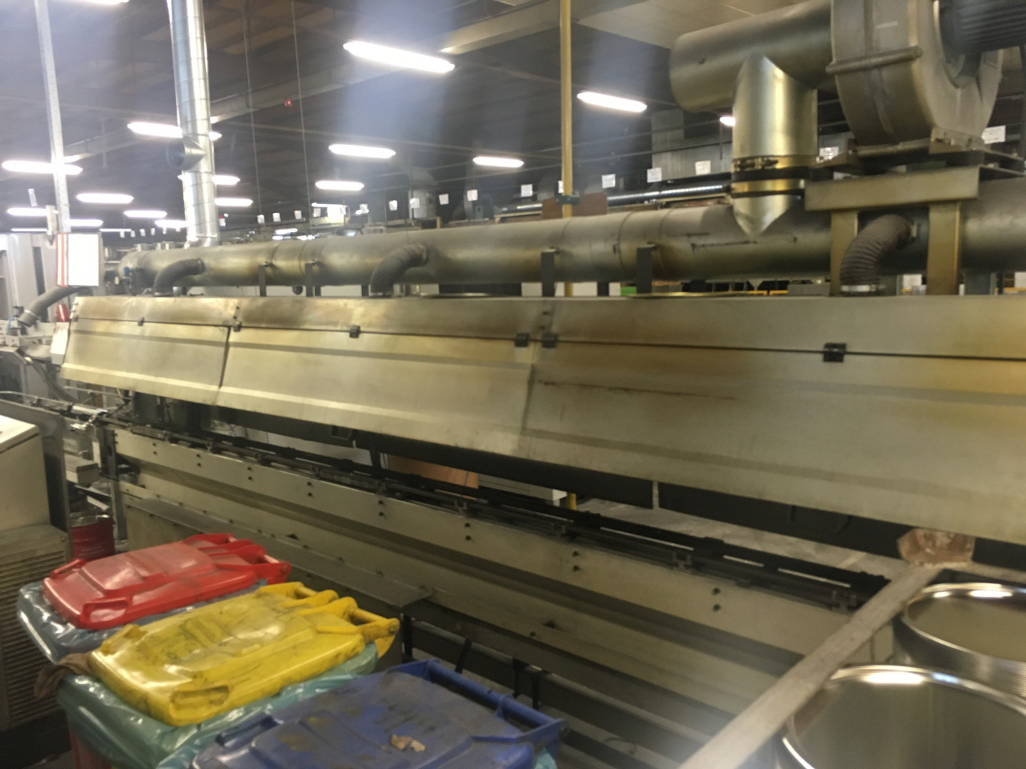 Frei FCM/G-2x10 curing oven
