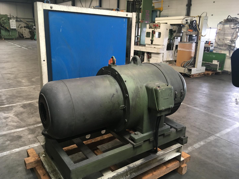 Soudronic FBB 400 bodymaker welder